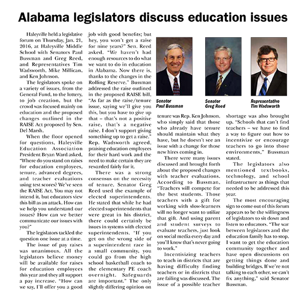 small-Al-legislators-discuss-ed-issues